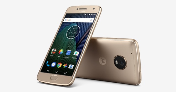 The moto g5 plus is the best budget phone in India