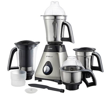 Best mixer grinder in india-steel-supreme-beforeibuy