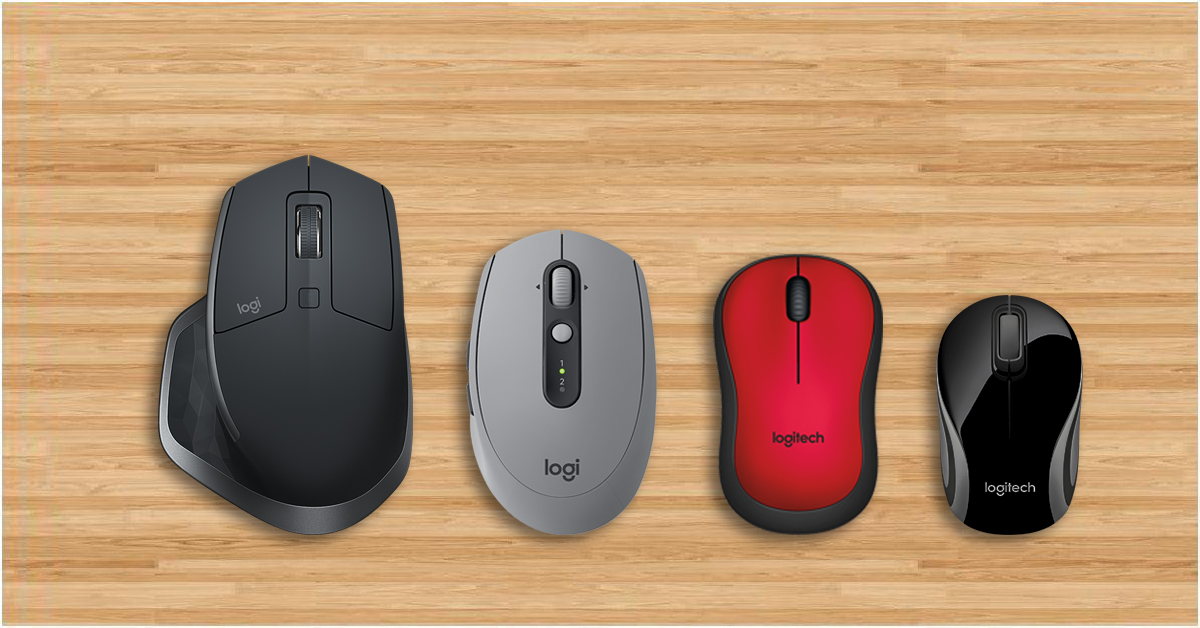 best wireless mouse in india-different mouse sizes-beforeibuy